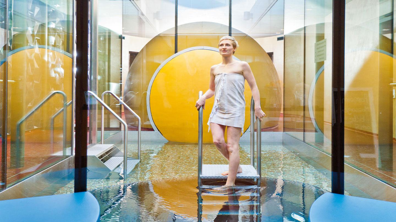 Wellness Spa Thermi Spa